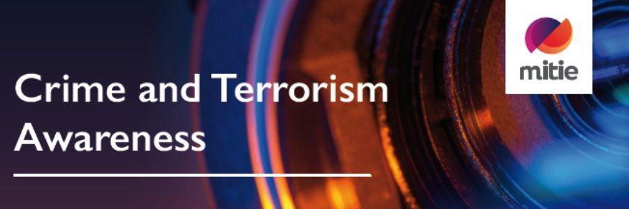 Crime and Terrorism Awareness